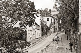 In the Village - Paris, France