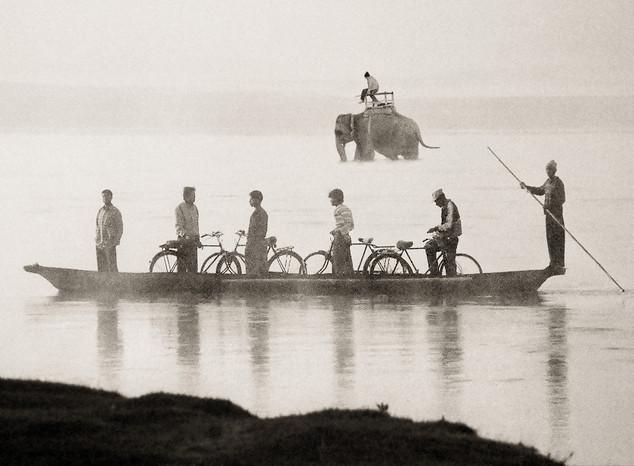 Coming Home - Chitwan, Southern Nepal