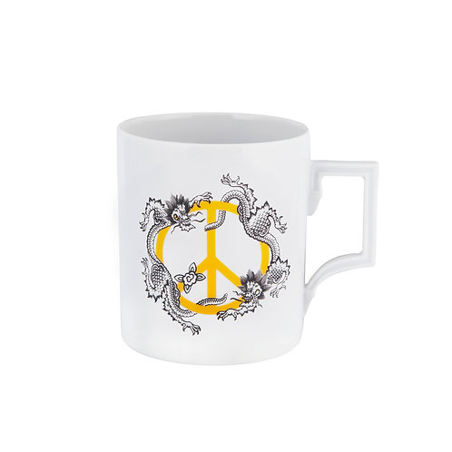 Meissen Coffee Mug PEACE