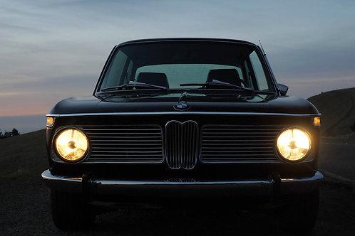 BMW night