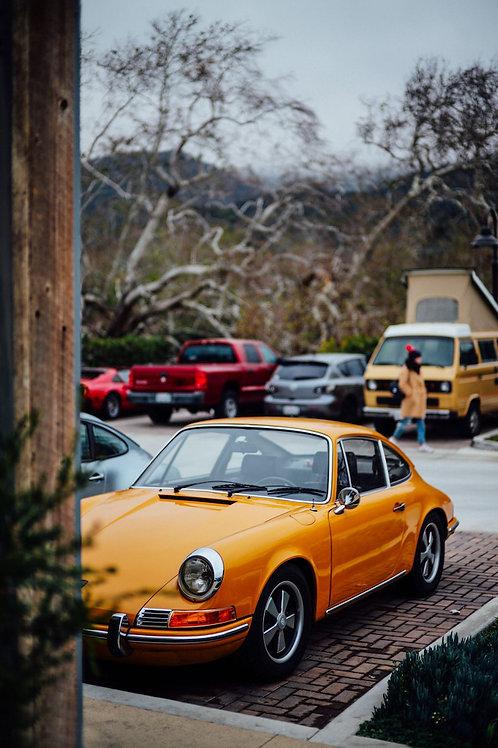 Porsche Arrancia