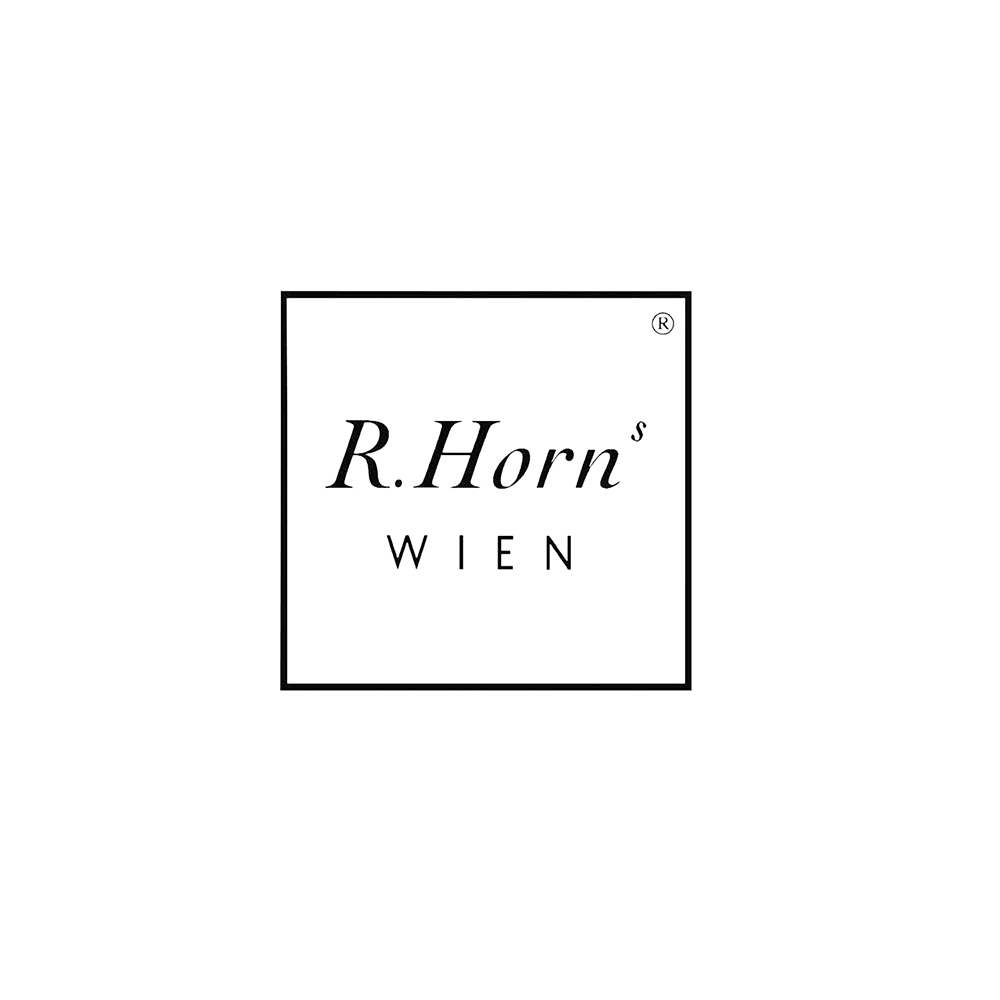 r.horn logo