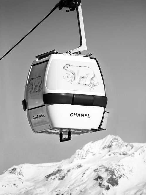 Chanel Courchevel