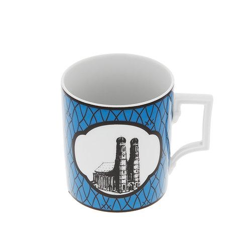 Meissen Coffee Mug Munich