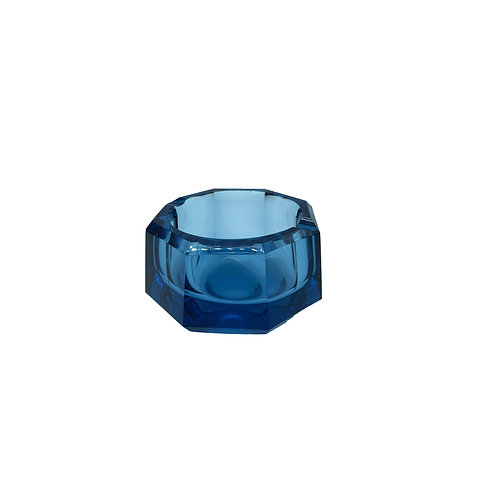 Vintage ashtray blue