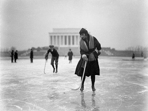 Lincoln skating