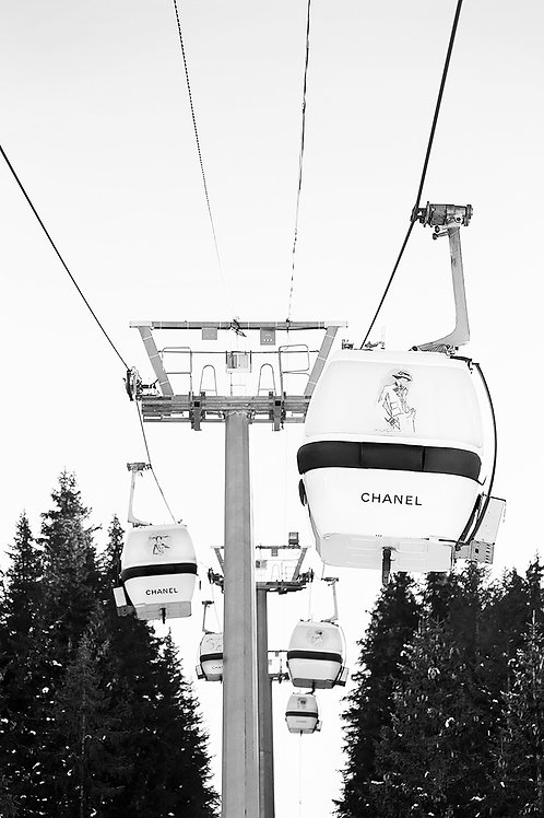 Chanel Ski Resort II