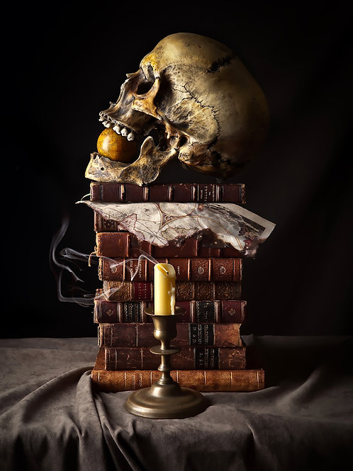 Skull Libro