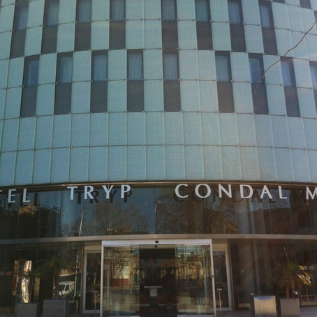 WeekEnd à Barcelone : TRYP Barcelona …