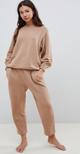 ASOS DESIGN Premium - Pantalon de jogging confort à entrejambe bas
