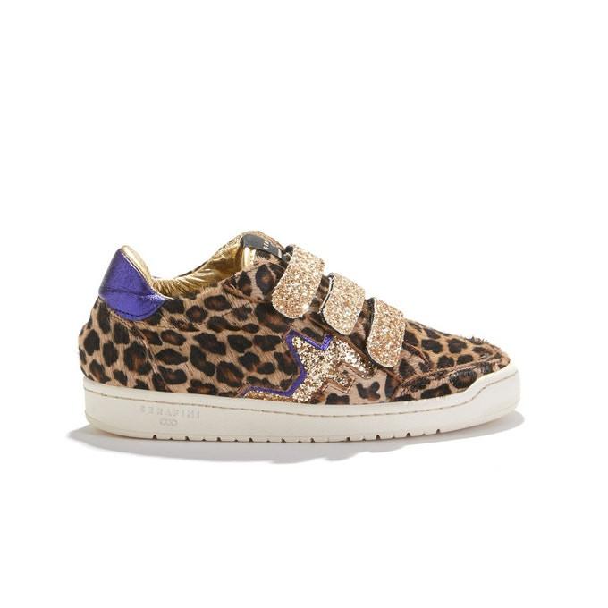 Baskets San Diego Low leopard