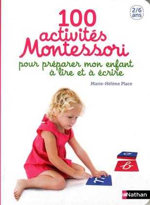 100 activites Montessori Lire et Ecrire