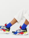 Puma - Rs-X Toys - Baskets - Bleu et rouge