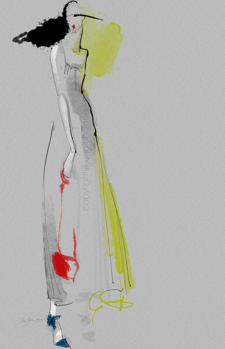 Julija Lubgane Illustration