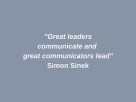 Leadership: Communication