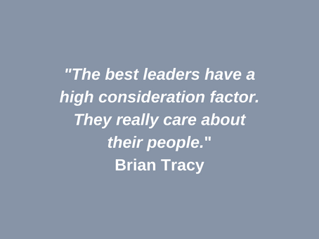 Leadership: Empathy and Compassion
