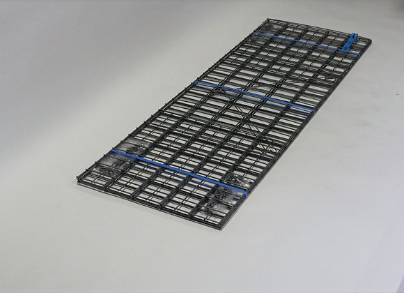 Gabion maille 5x10cm, LxHxP 150x50x50cm