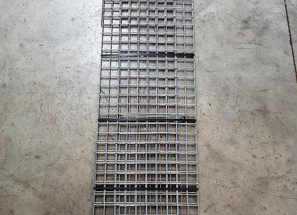 Gabion maille 5x5cm, LxHxP 200x50x30cm