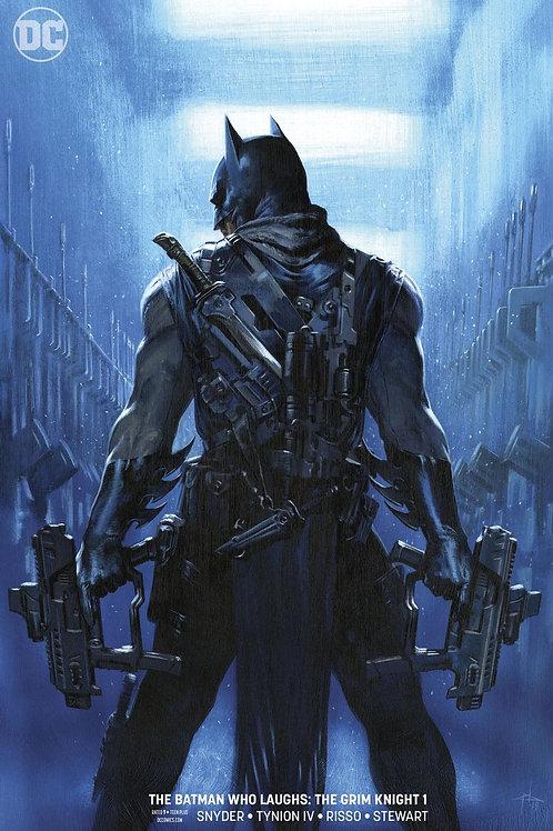 The Grim Knight 01 - Cover B Dell'Otto