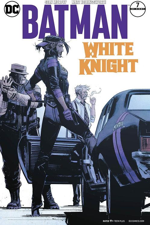 Batman White Knight 07 - Cover B