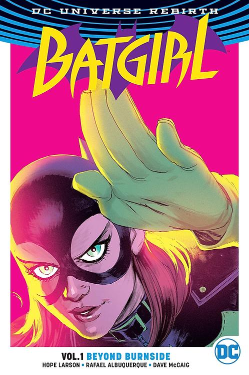 Batgirl: Beyond Burnside - Vol 1