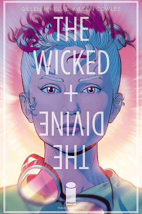 Wicked + The Divine 44 - Cover A McKelvie