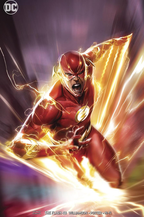 Flash 48 - Cover B Francesco Mattina