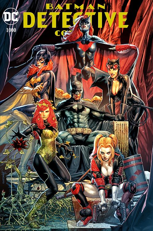 Detective Comics 1000 - Cover Jay Anacleto