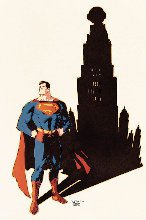 Action Comics 1002 - Cover A Patrick Gleason