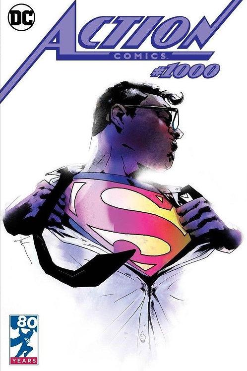 Action Comics 1000 - Jock Variant