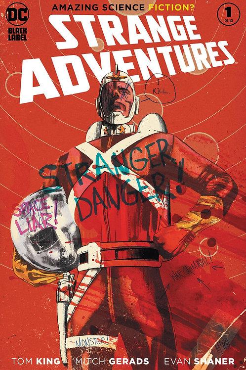Strange Adventures 01 - Cover A Mitch