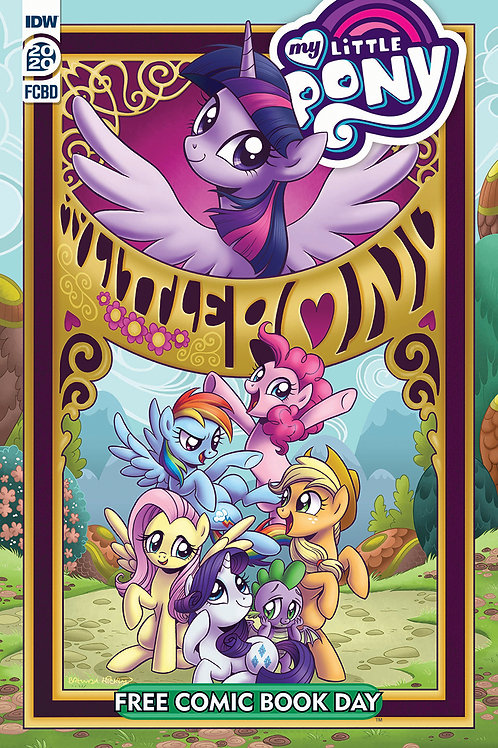 My Little Pony - FCBD 2020