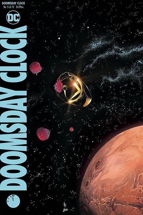 Doomsday Clock 09 - Cover A Gary Frank