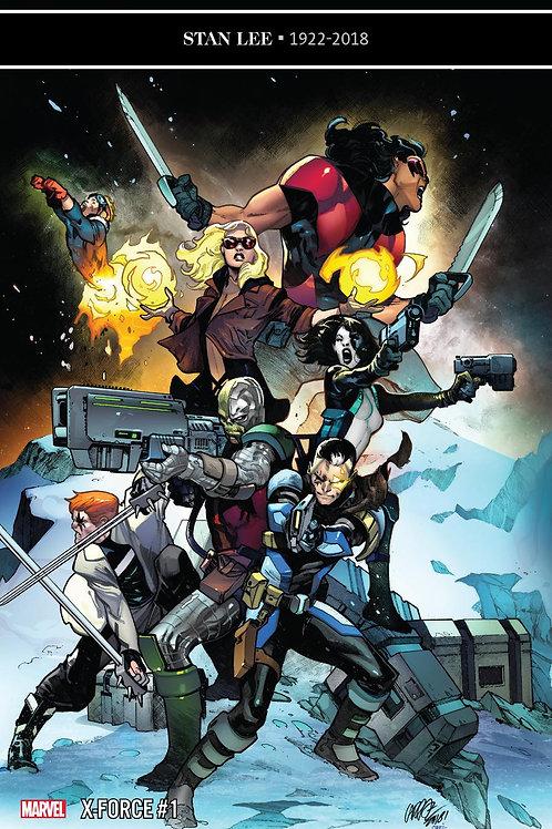 X-Force 01 - Cover A Larraz
