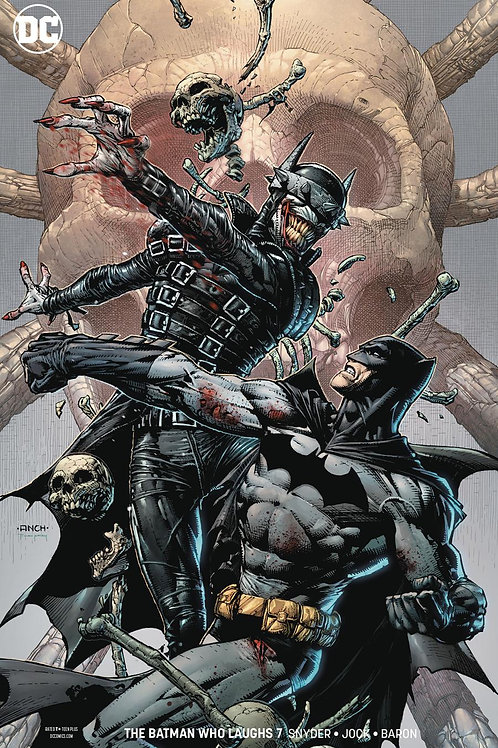 The Batman Who Laughs 07 - Cover B Finch