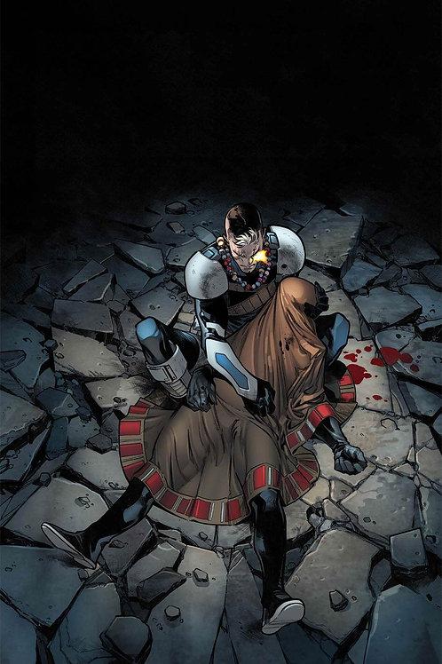 X-Force 04 - Cover A Larraz