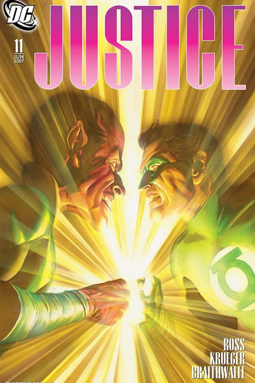 JUSTICE 11 - Cover A Alex Ross