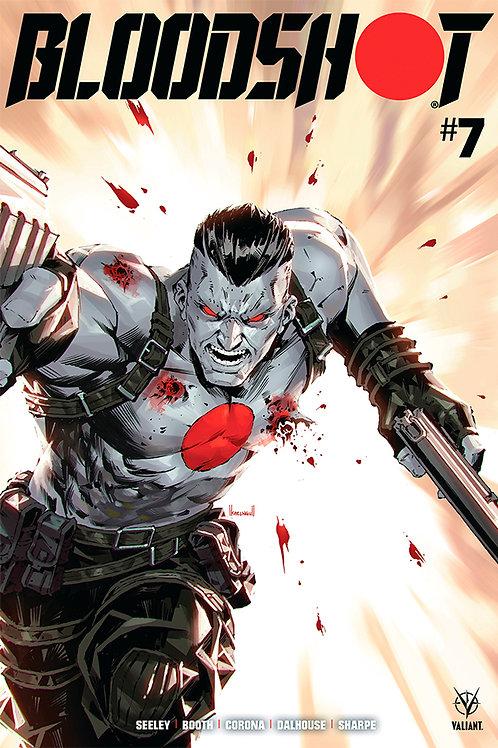 Bloodshot 07 - Cover B NGU
