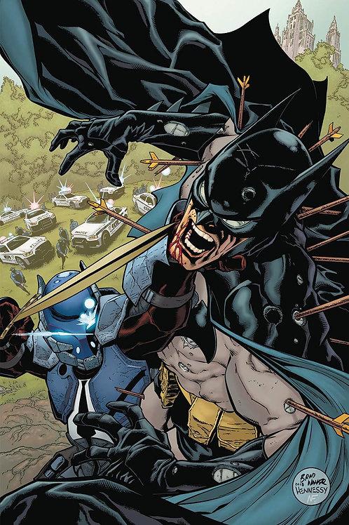 Detective Comics 1002 - Cover A Walker