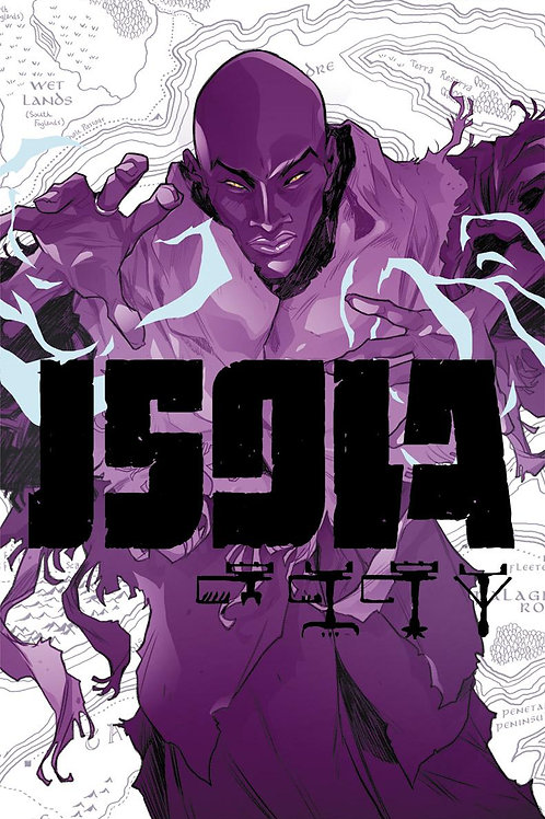ISOLA 04 - Cover A Kerschl