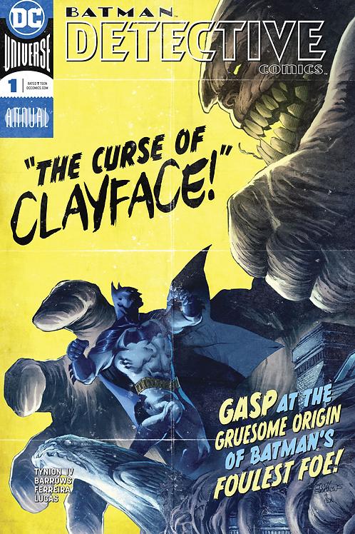 Detective Comics Vol.3 Annual 01