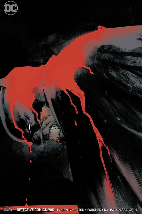 Detective Comics 980 - Cover B Alvaro Martinez