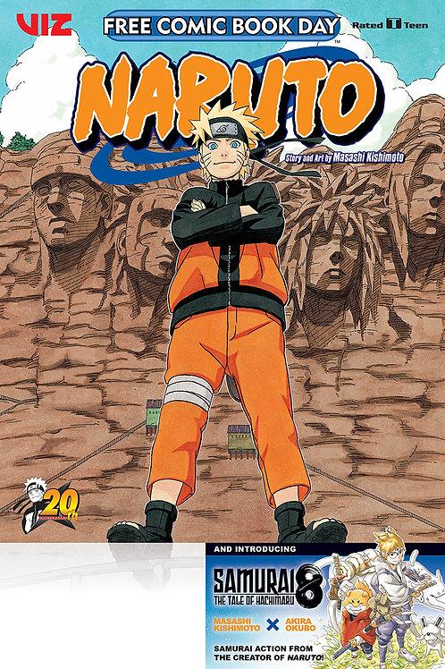 Naruto - FCBD 2020