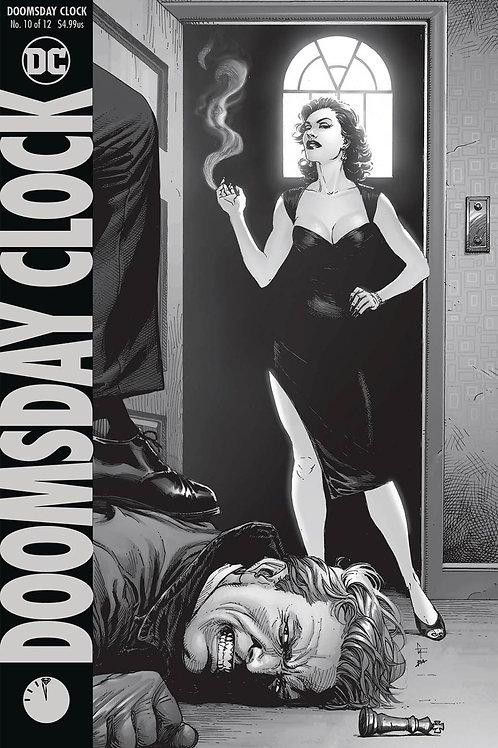 Doomsday Clock 10 - Cover A Gary Frank