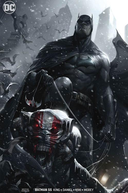 Batman 55 - Cover B Francesco Mattina