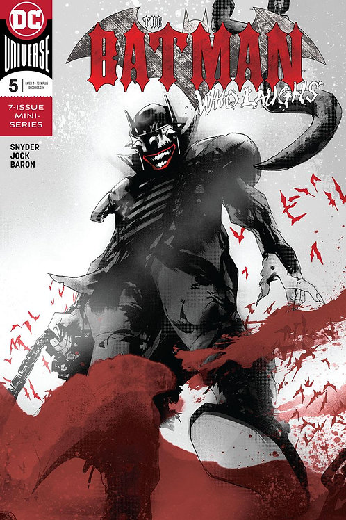The Batman Who Laughs 05 - Cover A Jock