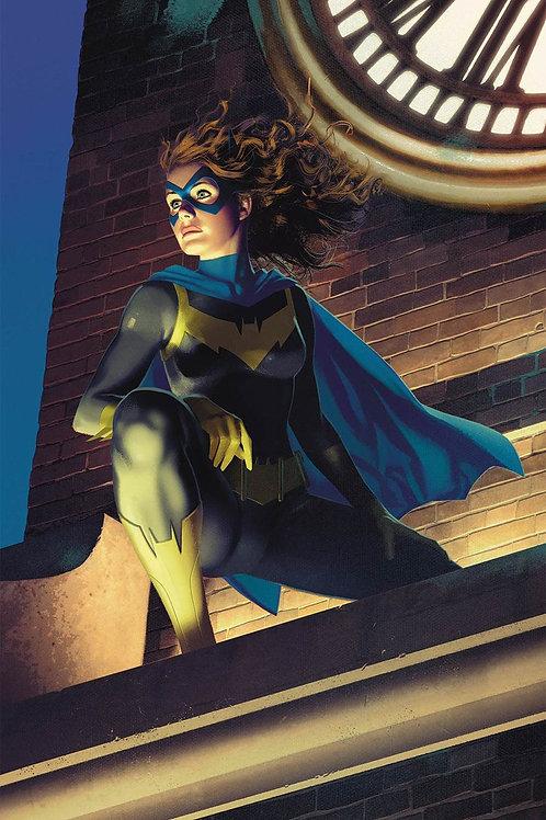 Batgirl 34 - Cover B Middleton