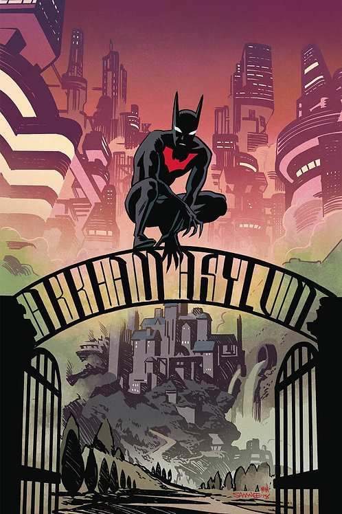 Batman Beyond 31 - Cover A Samnee