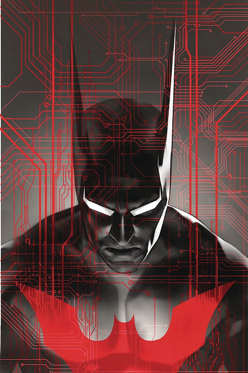 Batman Beyond 31 - Cover B Oliver