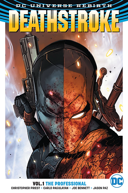 Deathstroke: The Professional - Vol 1